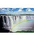Rainbow Falls 8-9036 Waterfall Wall Murals