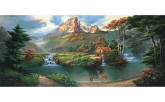 Gristmill Wall Mural PR1602