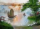 Sea Of Serenity wall mural