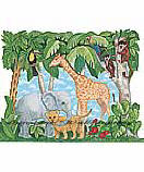 Baby Animals Kid's Wall Murals
