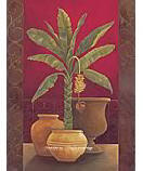 Potted Palm 1 (Green)  discount wallpaper murals