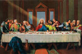 The Last Supper Wall Mural