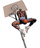 Basketball 258-75038C wallpaper wall mural