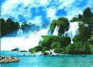 China Waterfall 8-057 Large Wall murals