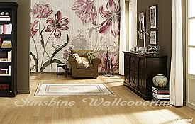 Merian 8-510 Wall Mural by Komar Roomsetting