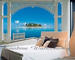 A Perfect Day wall murals