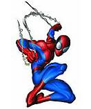 Spiderman wallpaper Children's Wall Murals