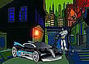 Batman BZ9463M Childrens wall mural
