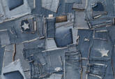 Jeans Wall Mural 8-909