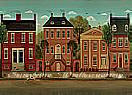 Olde Town 252-69298 Large Wall Murals