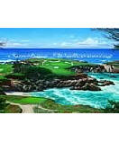 Cypress Point wall mural
