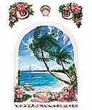 Shell Beach 19021 wallpaper wall mural