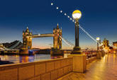 Tower Bridge Wall Mural 8-927