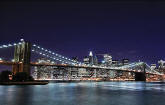 City Lights Wall Mural UMB91041