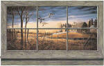 York Rustic Window WD4302M wall mural