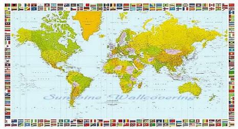 Large wall maps world map gumiabroncs Choice Image