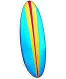 Boys' Surfboard Children's Wall Murals