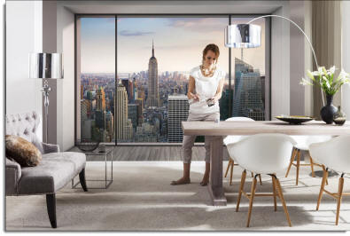 Penthouse Wall Mural 8 918