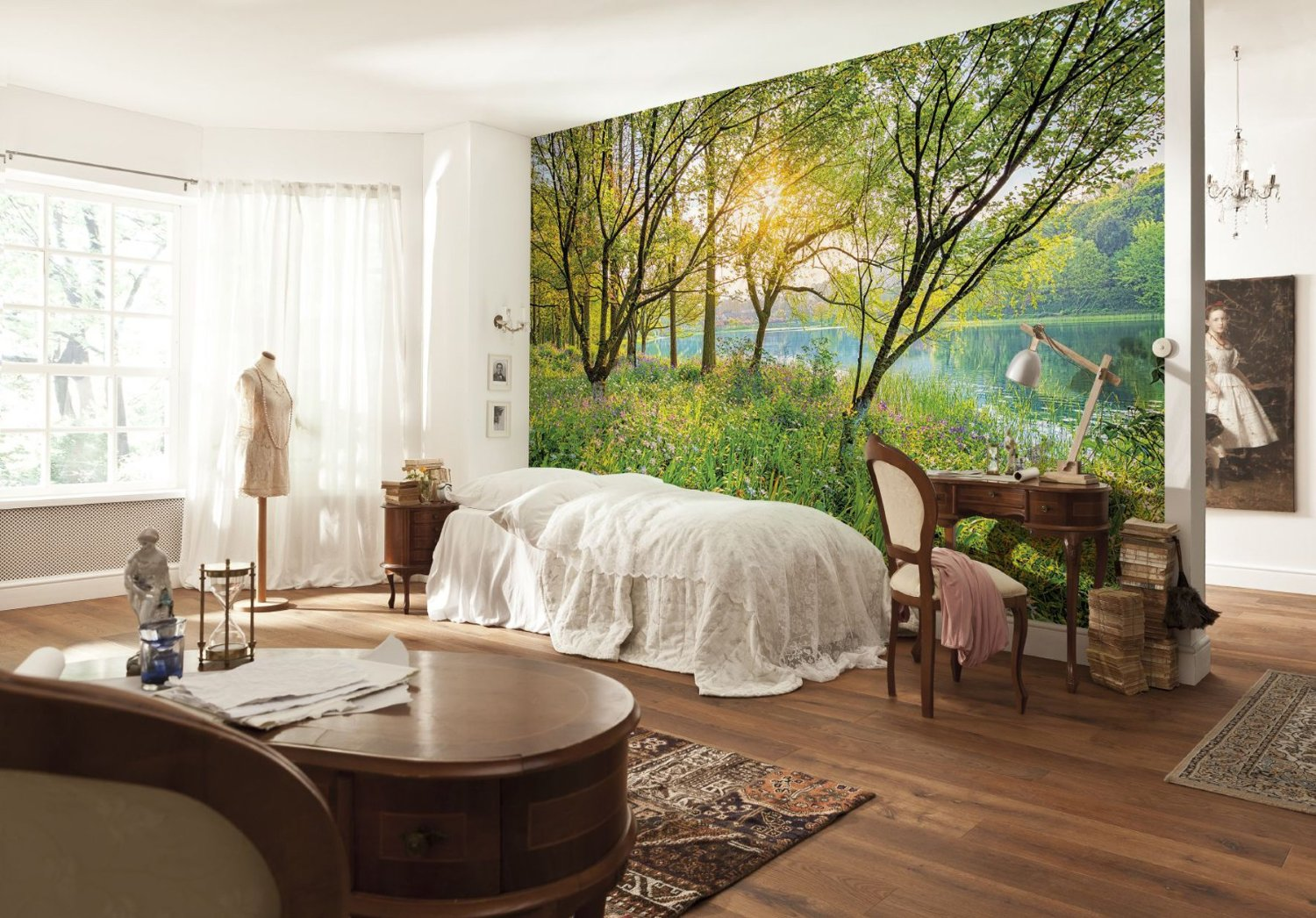 Spring Lake Wall Mural by Komar 8 524