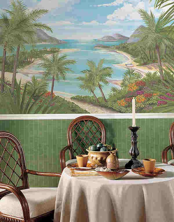 Tropical Beach Wall Mural 252 72021 Part 60