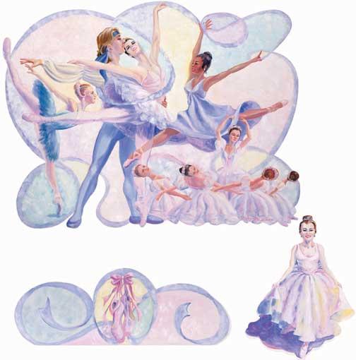 Ballet 20262 mural