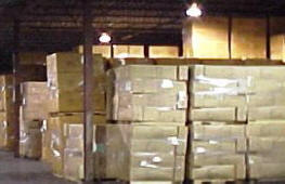 Cleveland warehouse receiving