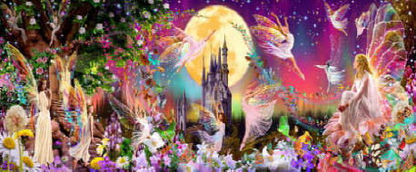 Fairyland DM311 Wall Mural
