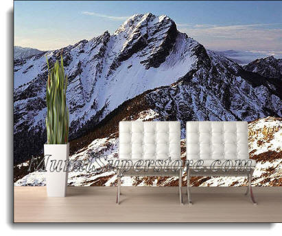Mt Yushan Taiwan Wall Mural DS8062