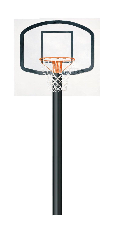 Bh1776m basketball hoop mural for Basketball mural