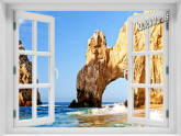 Cabo San Lucas Window