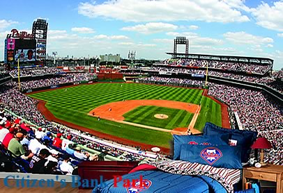 Now You Can Have Home Field Advantage With Officially Licensed Wall Sized PhotoMurals Featuring Your Favorite Major League BaseballR Ballparks