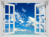 Clouds Window