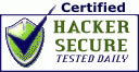Hacker Safe logo