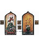 Oriental Niches 20268 wallpaper wall mural