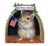 Patriot Mouse
