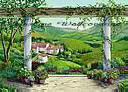 Italian Villa RA0187M york wallpaper wall mural